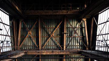 High steel van Tim Breusers
