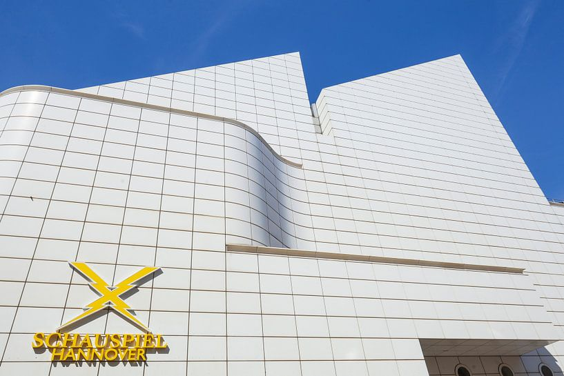 Schauspielhaus, Hannover, Niedersachsen, Deutschland, Europa von Torsten Krüger