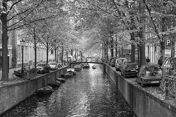 Amsterdamse grachten van Rob van Praag