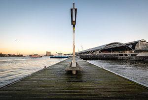 Pier van