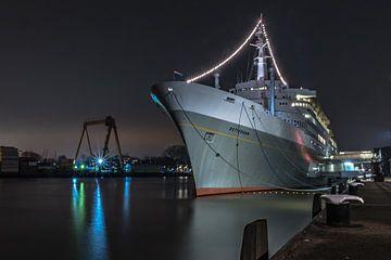 SS Rotterdam van Jessica Blokland van Diën