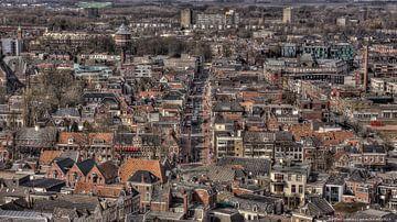 Uitzicht Groningen Ebbinge von Groningen Fotografie