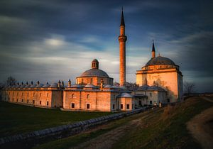 Complex van gezondheidsmuseum Sultan Bayezid II