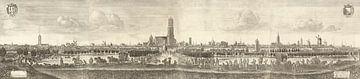 Blick auf Utrecht von Westen, Herman Saftleven (1684)