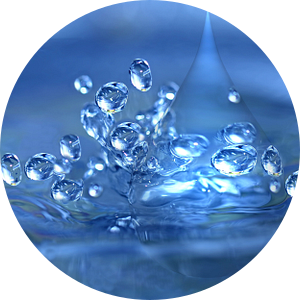 Wasserspiel van Thea Ulrich / UtheasArt