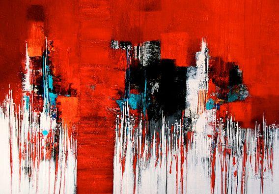Lieblingsfarbe ROT Nr.12 van Claudia Neubauer