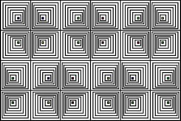 Nested | Offset | 06x04 | N=08 | V39 | Random #01 | RGBY van Gerhard Haberern