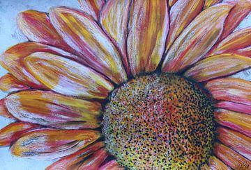 Big Flower van Susanne A. Pasquay