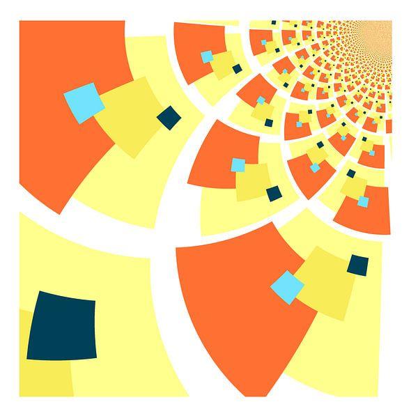 Quadratauflösung van Rosi Lorz