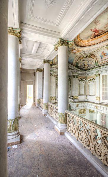 Prachtige architectuur in Italiaanse stijl van Roman Robroek