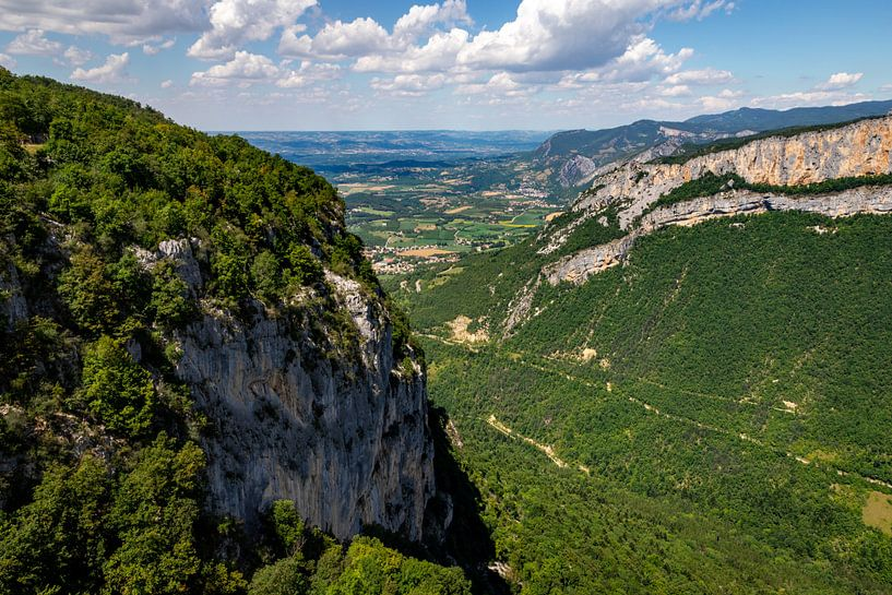Frans landschap - Combe Laval van Rianne Fotografeert