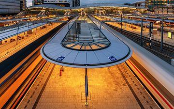 Bahnhof von Kees Jan Lok