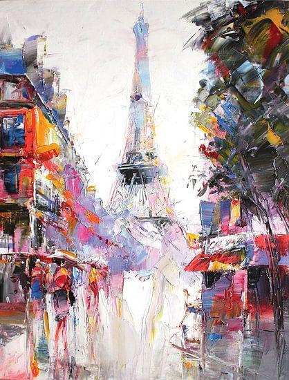 Parijs van Branko Kostic