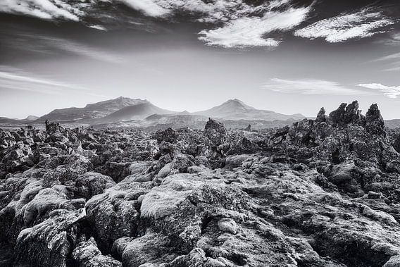 Lava Field VI van Pascal Deckarm