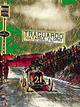TARGA FLORIO 1921 von Jean-Louis Glineur alias DeVerviers
