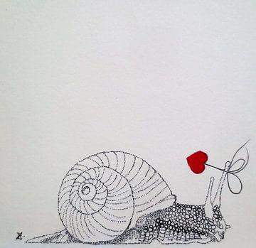 HeartFlow Slak van Helma van der Zwan