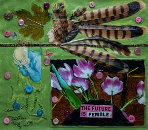 The Future is Female van Susan Hol