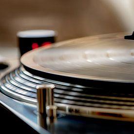 Vinyl Platenspeler van Alex Hiemstra