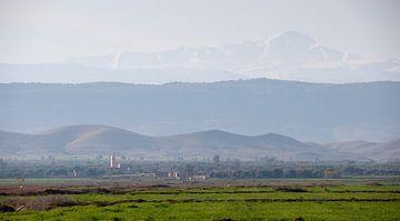 Atlas gebergte Marokko sur Keesnan Dogger Fotografie
