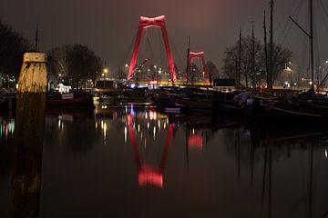 Rotterdam oude Haven van Gertjan Hesselink