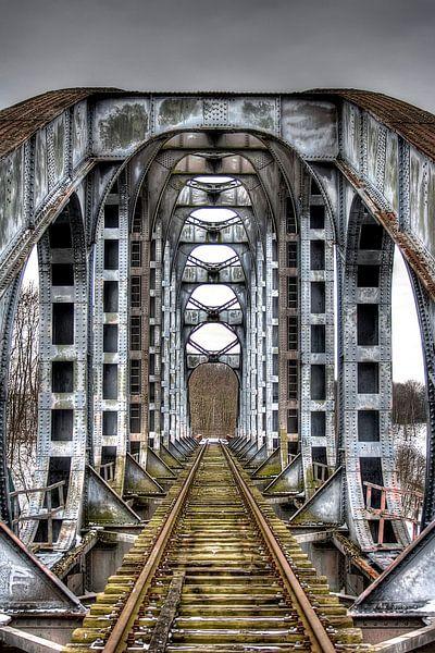 Industrial Bridge von Freek van den Driesschen
