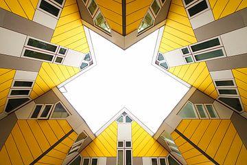 Würfelhäuser, Rotterdam von Caught By Light