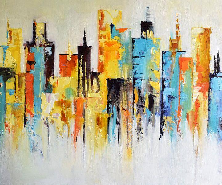 Sunset City von Maria Kitano