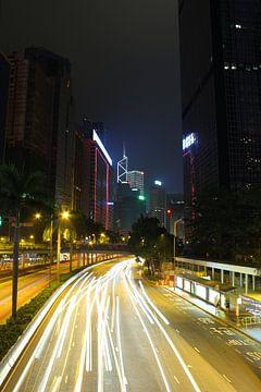 Moving Hong Kong  van Marfa