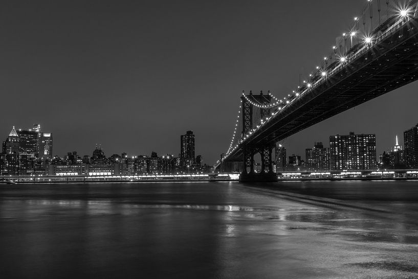 New York City Manhattan Bridge van Jasper den Boer