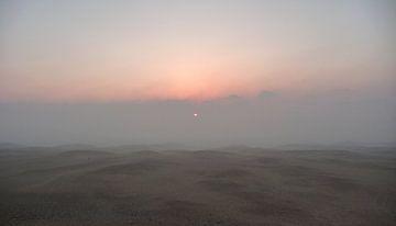 'zon', Cairo- Egypte van Martine Joanne