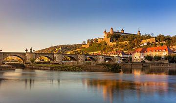 Würzburg in Bayern, Deutschland von Adelheid Smitt