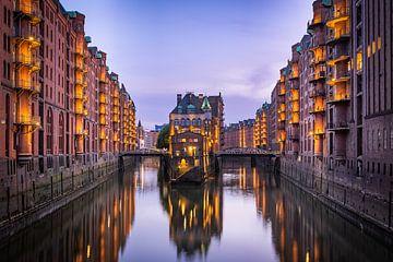 Hamburg van Michael Blankennagel