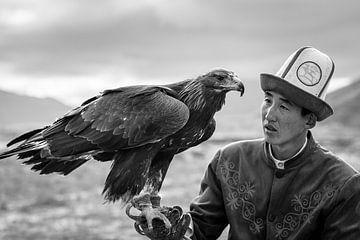 Kirgisistans sind Jäger. von Marien Bergsma