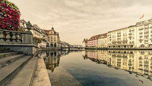 Reuss - Luzern van