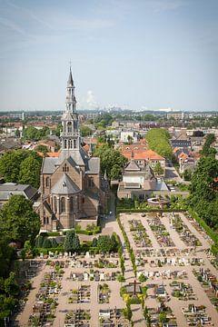 Laurentius kerk Heemskerk kleur