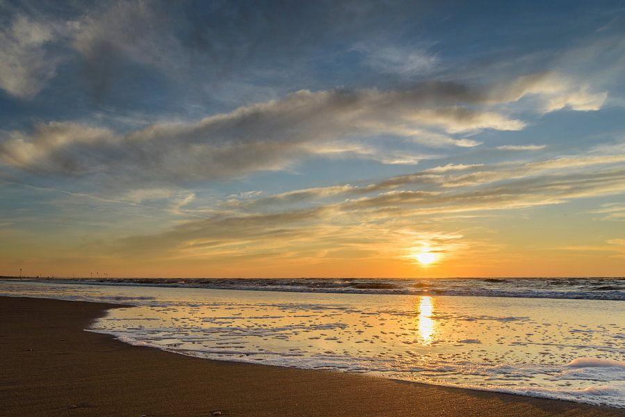 Nederlandse kust van Richard Guijt