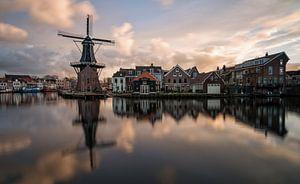 Molen De Adriaan , Haarlem van