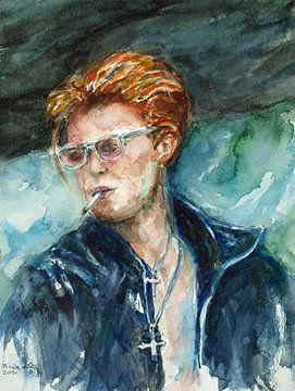 David Bowie van Ineke de Rijk