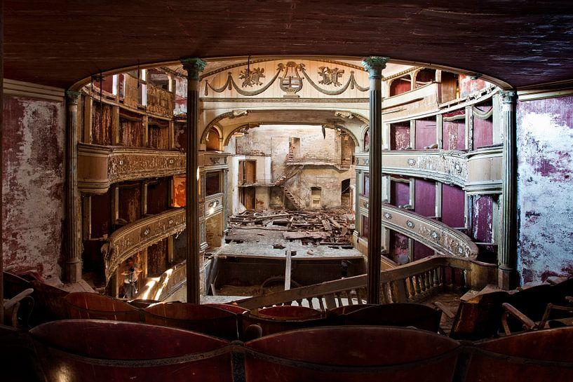 Theater Balconi von urbex lady