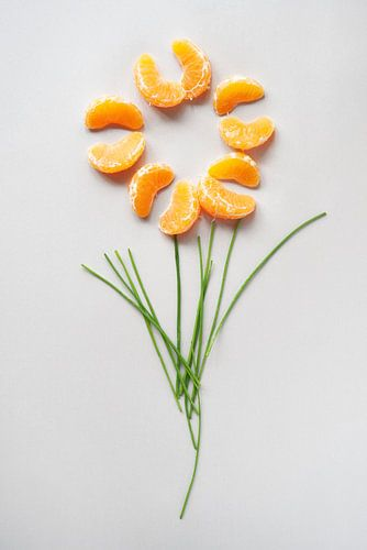 Oranje Fruit van