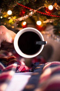 Koffie met kerst von Wahid Fayumzadah