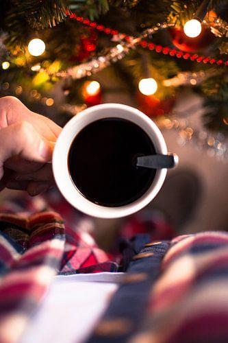 Koffie met kerst van