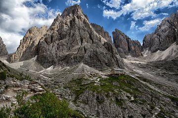 Zuid-Tirol Sassolungo van Martina Weidner