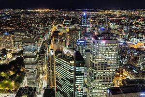 downtown Sydney van hugo veldmeijer
