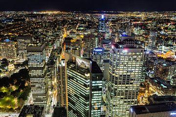 Downtown Sydney von hugo veldmeijer