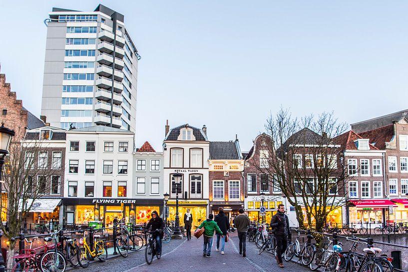Winkeltjes aan de Oudegracht van De Utrechtse Internet Courant (DUIC)