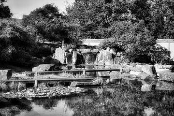 Chinese tuin van Faucon Alexis
