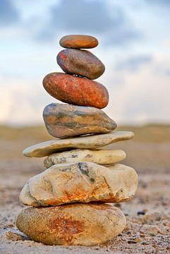 Steinturm von Kirsten Warner