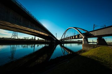 Bruggen van Rotterdam sur