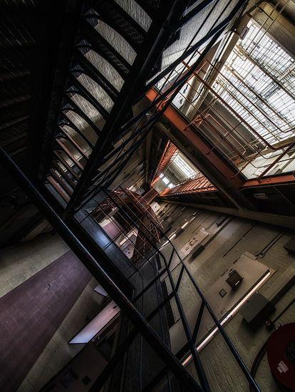 Abandoned Prison von Emiel Koopman